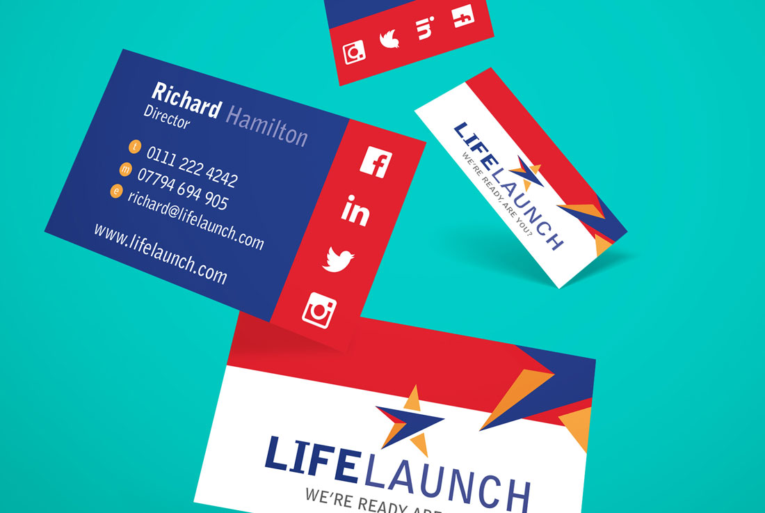 LifeLaunch Branding
