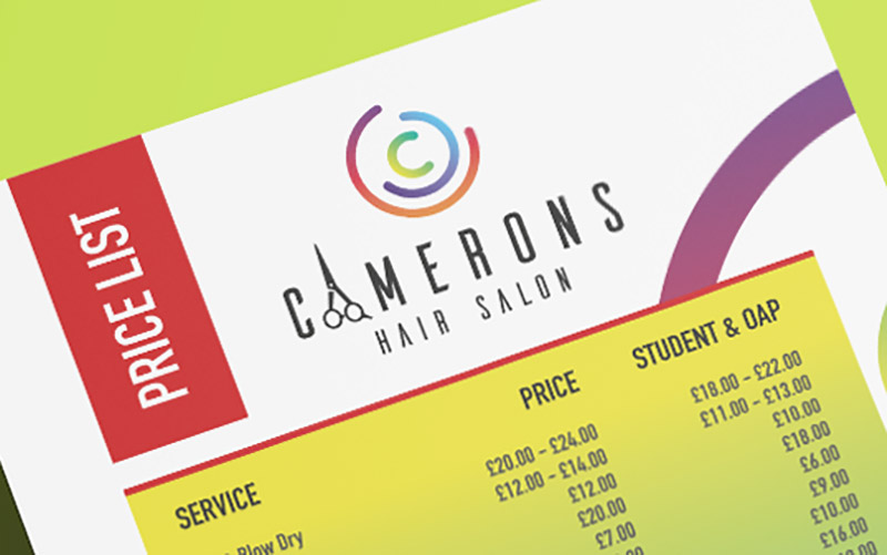 Camerons Hair Salon