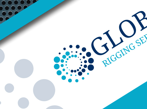 Global Rigging Services – Brochure & Business Card Design